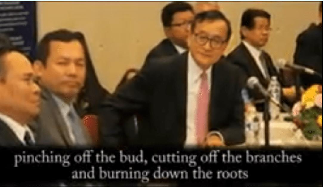 (Video)៖ ការកាត់ជំនួយ បរទេសជាសមិទ្ធផលដ៏ធំបំផុតរបស់អតីត បក្សប្រឆាំង ( CUTTING AID IS THE BIGGEST ACHIEVEMENT OF FORMER OPPOSITION PARTY)