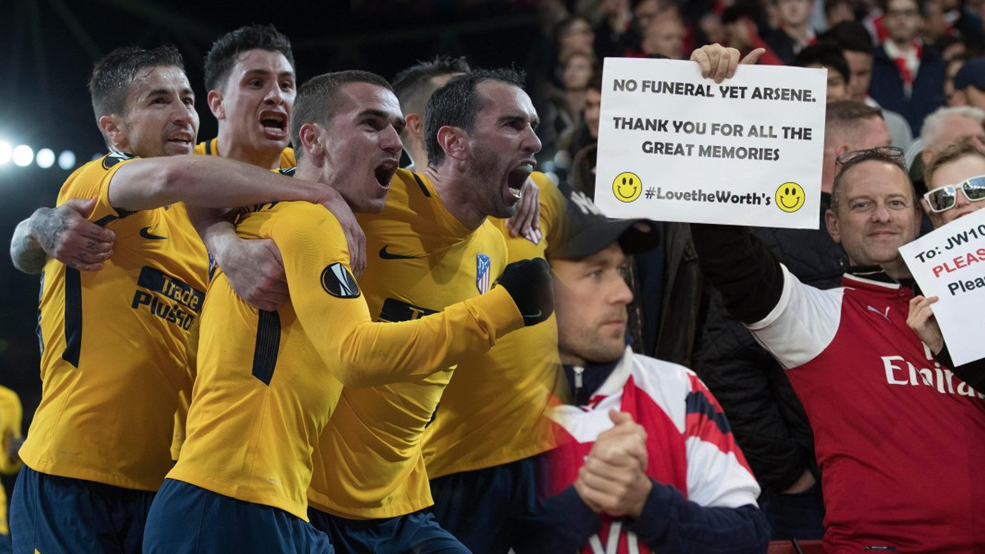 Griezmann បានធ្វើអោយ Fan របស់ក្រុម Arsenal ក្អួតឈាម