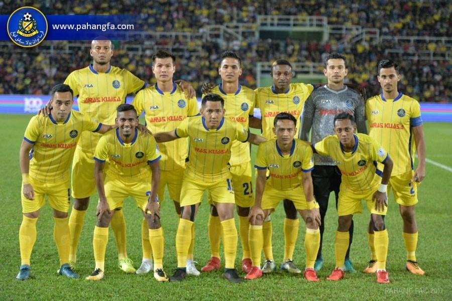 ៣-១ យប់មិញ! ក្រុម Pahang របស់ វឌ្ឍនាកា បំបាក់ Terengganu របស់ ធារី (មានវីដេអូ)