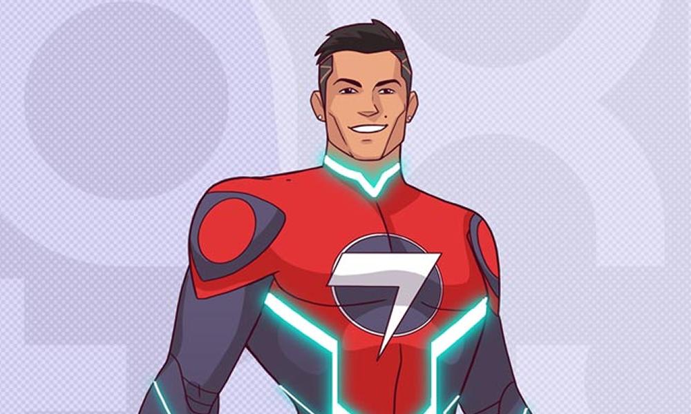 ចង់មើលទេ! Ronaldo ក្លាយជា Superhero ក្នុងរឿងថ្មី