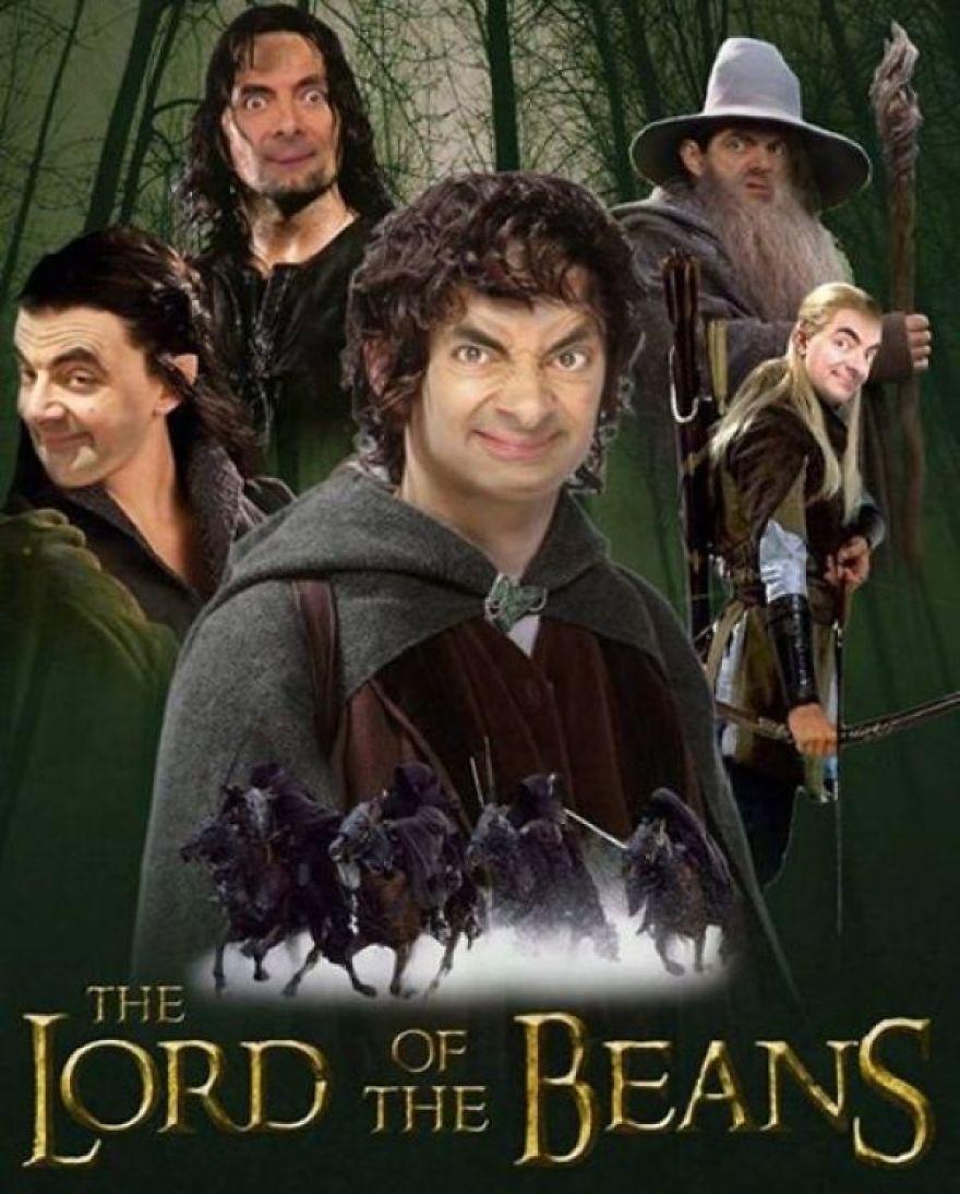 ពិតជាមិនគួរអោយជឿ! ៣៩ បែប ដែលបញ្ជាក់ថា Mr. Bean អាចប្រែកាយបាន
