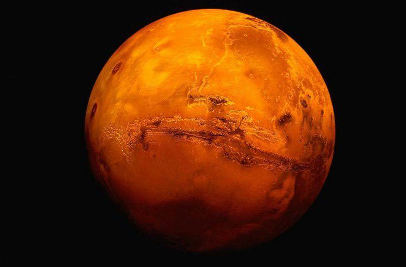 អង្គការ NASA ប្រកាសពីរបកគំហើញថ្មីមួយទៀតលើភពអង្គារ