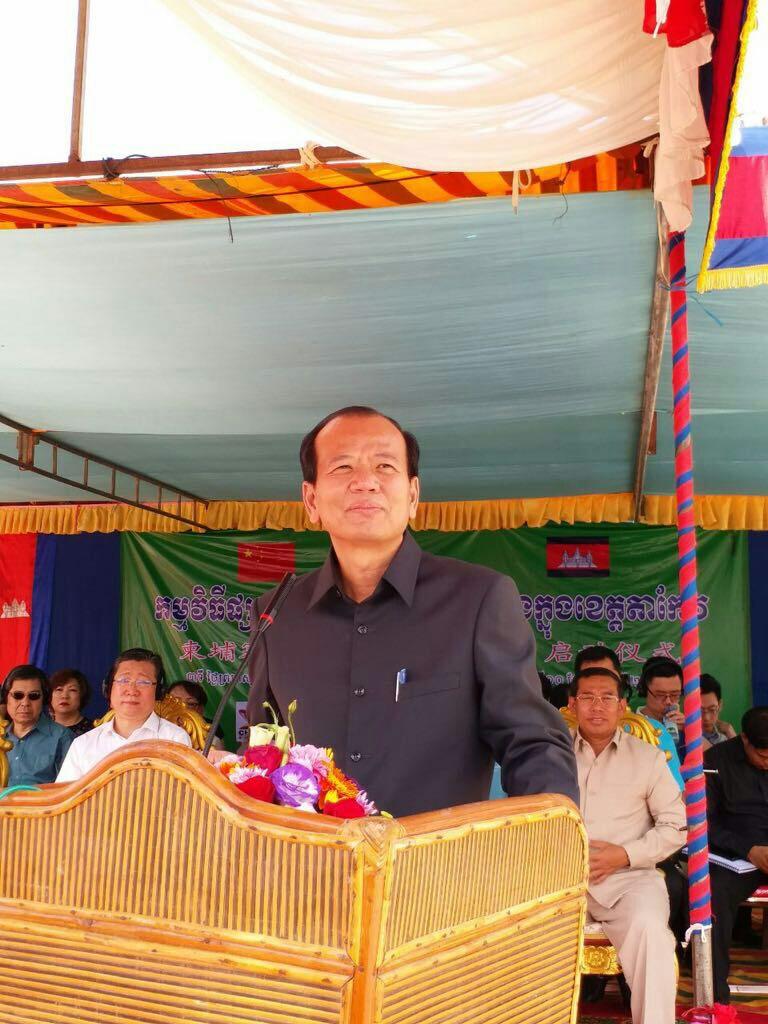 H.E. CHEA Vandeth: Will Japan Abandon Cambodia?