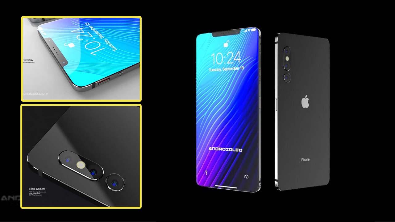 តោះ! មកមើលរូបរាង iPhone 11/ iPhone XI  មួយនេះមើលថាឡូយប៉ុនណា? (មានវីដេអូ)