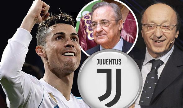 ដំណឺង Ronaldo ផ្លាស់ទៅ Juventus កាន់តែច្បាស់ឡើងៗ