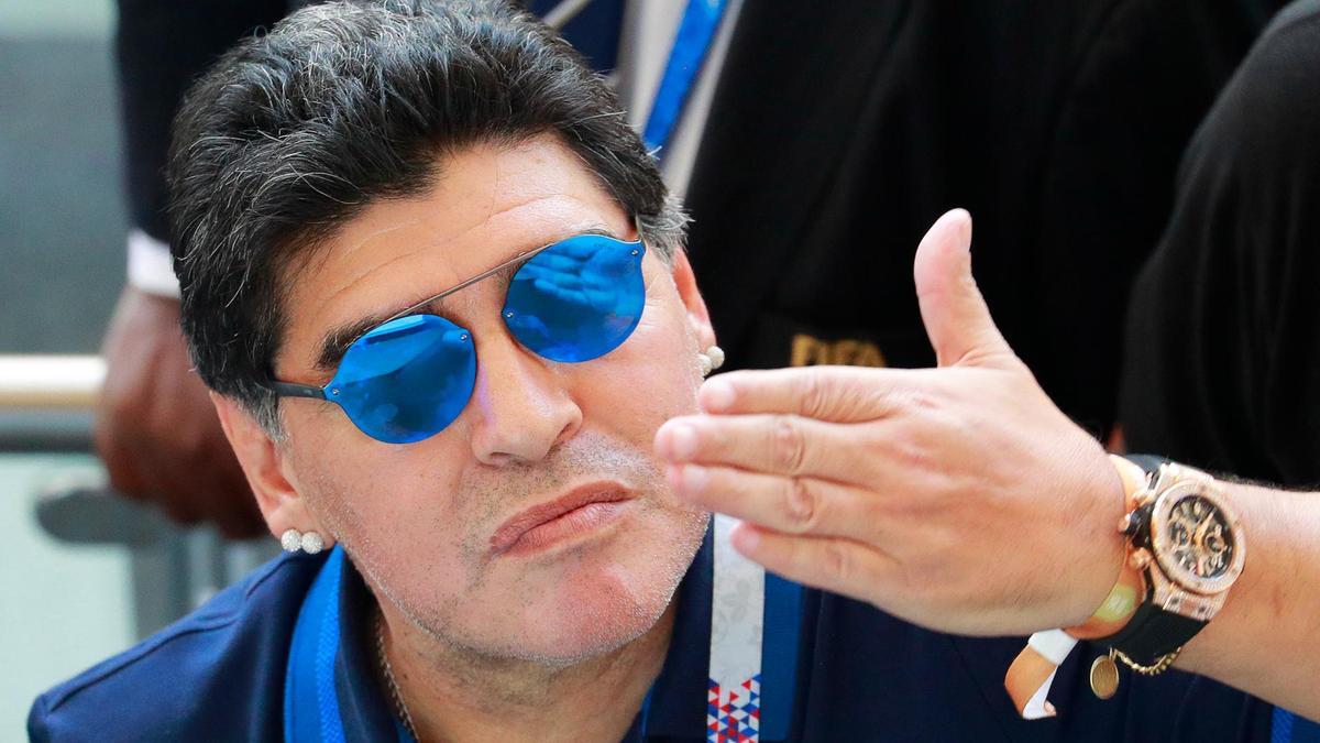 Diego Maradona បង្ហើបចង់ធ្វើជាគ្រូបង្វឹកជម្រើសជាតិអាហ្សង់ទីនម្តងទៀត ដោយប្រើពាក្យមួយឃ្លា