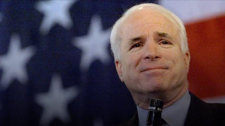 សមាជិកព្រឹទ្ធសភាអាមេរិក លោក John McCain ទទួលមរណភាព ក្នុងវ័យ៨១ឆ្នាំ