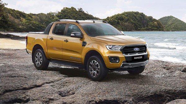 មកស្គាល់រូបរាងពិត របស់ Ford Ranger 2019 ដែលនឹងមកដល់កម្ពុជា ឆាប់ៗនេះ!
