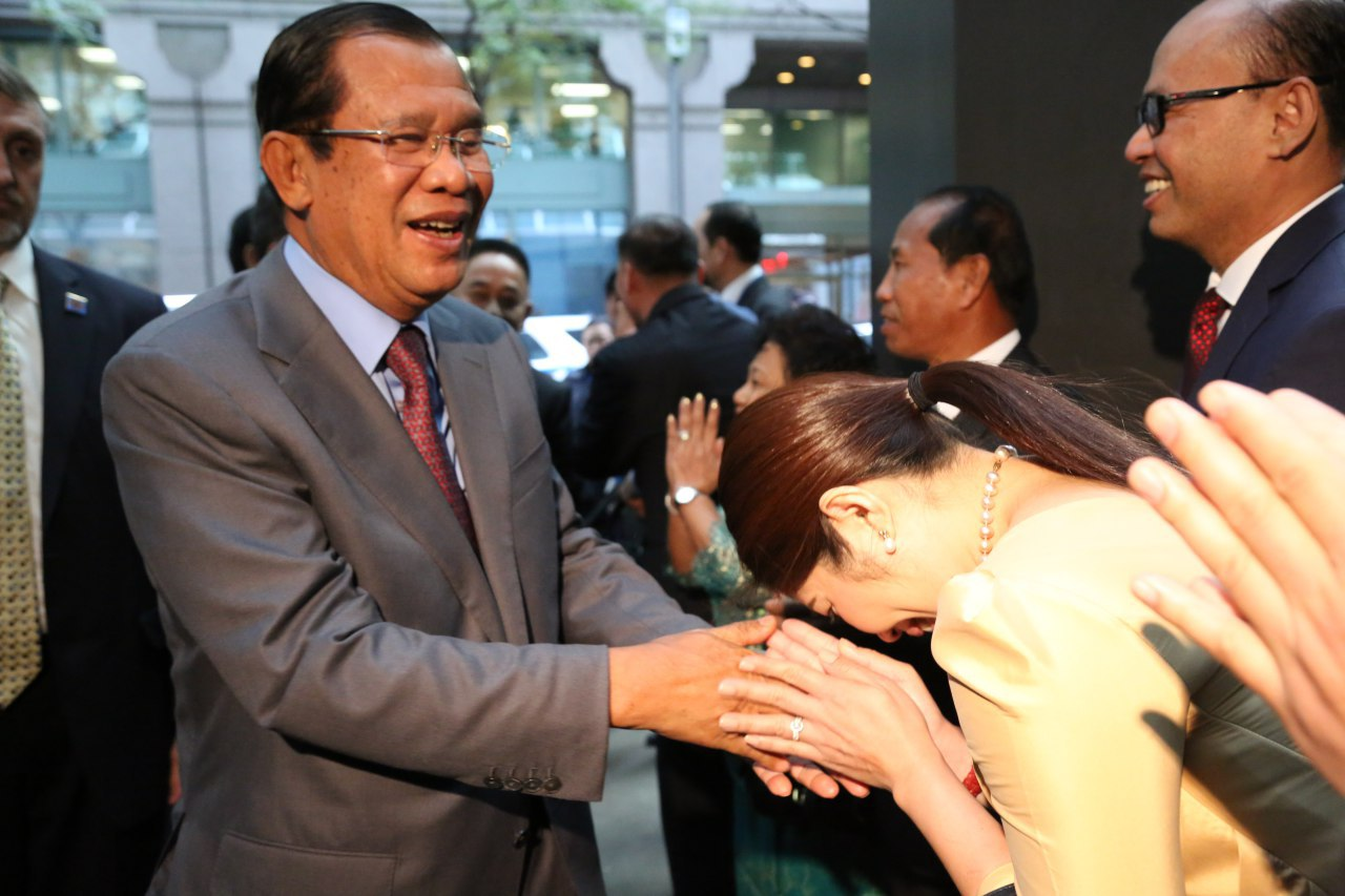 Hun Sen at UN 4