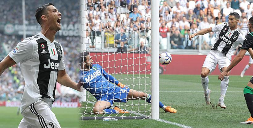 បន្ទាប់ពី Ronaldo រកគ្រាប់បាល់បានសម្រេចទៅឲ្យក្រុម  Juventus គេបាននិយាយថា…………………….