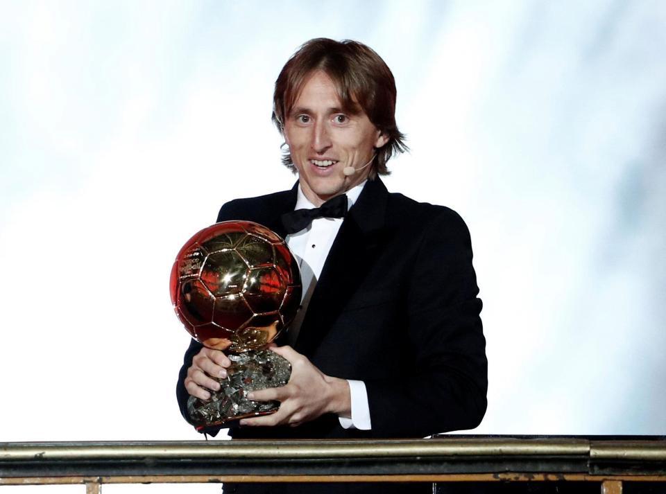 Luka Modric បញ្ចប់កំណត់ត្រារបស់ Lionel Messi និង Cristiano Ronaldo ក្នុងរយៈពេល ១០ឆ្នាំមកនេះ