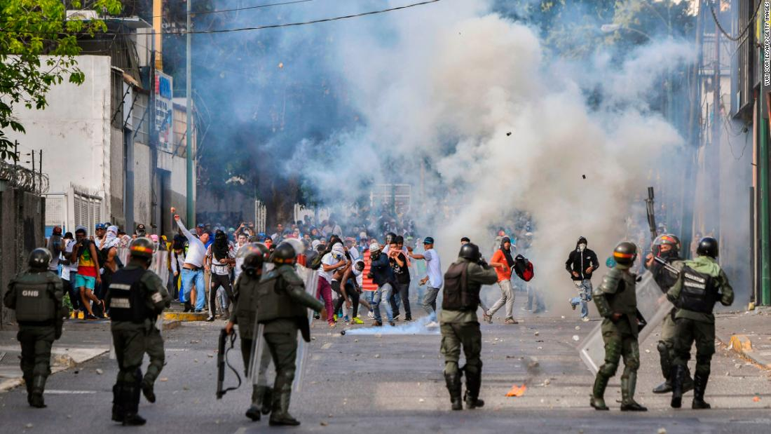 ទស្សនាវីដេអូ៖ ការពិតនៅពីក្រោយវិបត្តិនៅ Venezuela