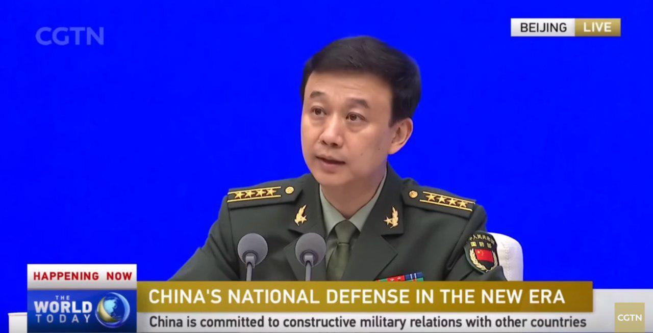 "China Denied ""Secret Deal"" with Cambodia for Naval Base Use, Saying It's Fake News"