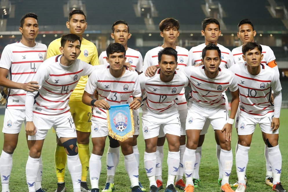 Cambodian National Team