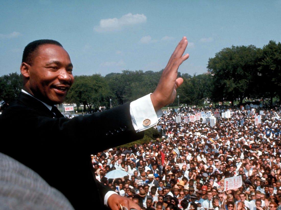 ស្វែងយល់៖ តើលោក ម៉ាទីន លូធឺឃីង (Martin Luther King) ជានរណា?