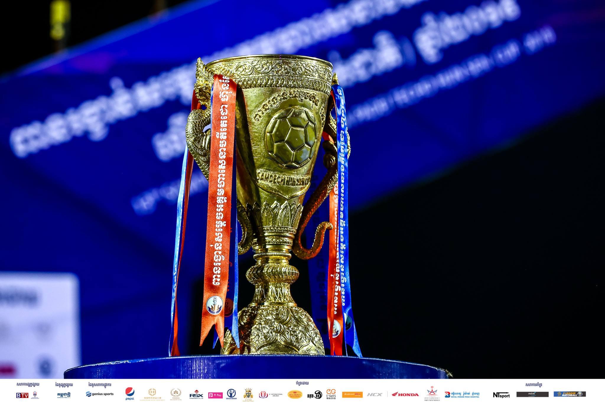ប្រាក់រង្វាន់ Metfone Cambodian League ឡើងបាន ១៥០លានរៀលខណៈពាន Hun Sen Cup បានដល់ ១០០លានរៀល