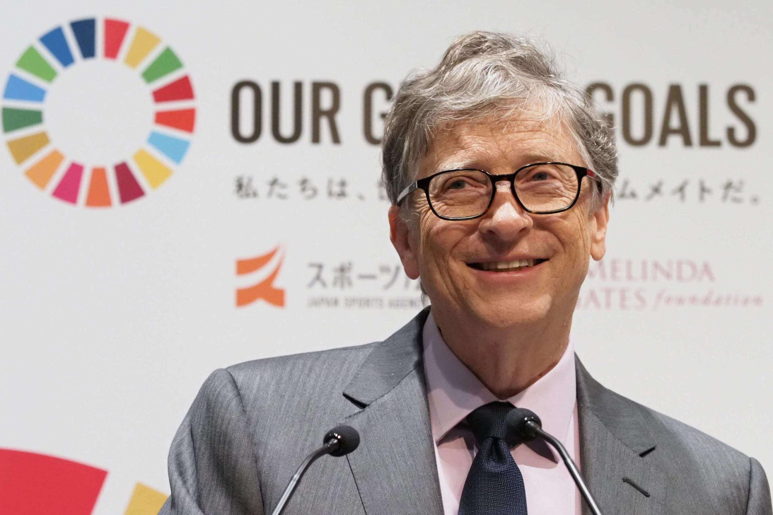 កំពូលមហាសេដ្ឋីអាមេរិក Bill Gates «បរិច្ចាគ១០០លានដុល្លារ» ដើម្បីជួយប្រយុទ្ធនឹងវីរុសកូរ៉ូណាថ្មី ក្រោមជំនួយមូលនិធិសប្បុរសធម៌របស់ខ្លួន