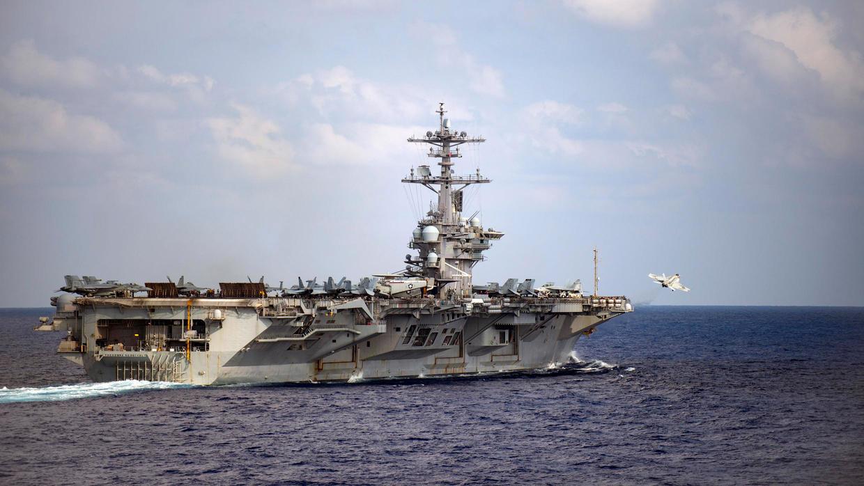 អាមេរិក ជម្លៀសនាវិកដែលឆ្លងកូវីដ១៩ ចេញពីនាវាចម្បាំង USS Theodore Roosevelt
