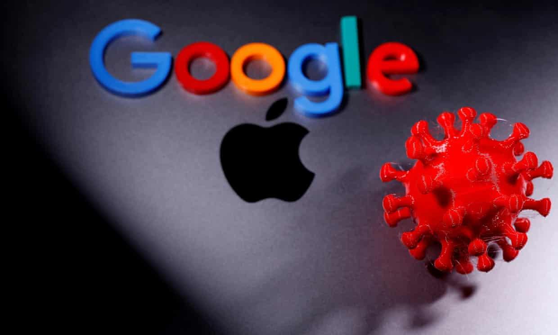 ក្រុមហ៊ុន Apple និង Google ដាក់អោយប្រើកម្មវិធីសម្រាប់បង្កើត App ទូរសព្ទដៃឆ្លាតវៃដែលនឹងប្រាប់អ្នកប្រើពីស្ថានភាពកូវីដ១៩របស់អ្នកផ្សេងទៀតដែលនៅជិតខ្លួន