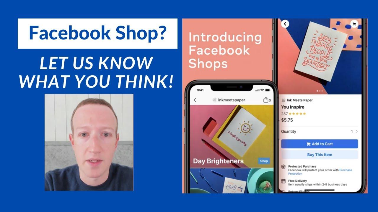 ក្រុមហ៊ុនហ្វេសប៊ុកបង្កើតមុខងារ Facebook Shops ដើម្បីជួយដល់អជីវកម្មខ្នាតតូច